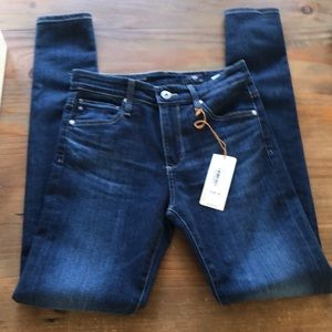 AG jeans The Farrah size 24 NWT